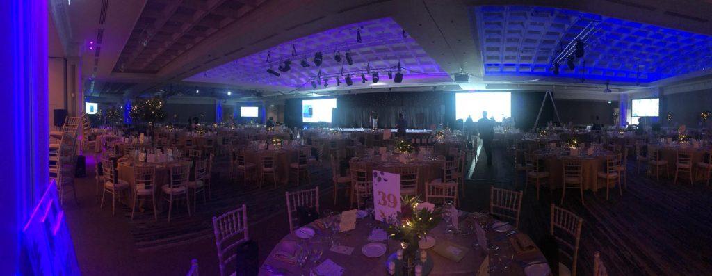 Irish Aviation Authority Gala Ball in the Burlington Hotel
