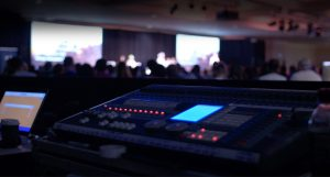 Av hire - Event image from Dublin MarqueeAv