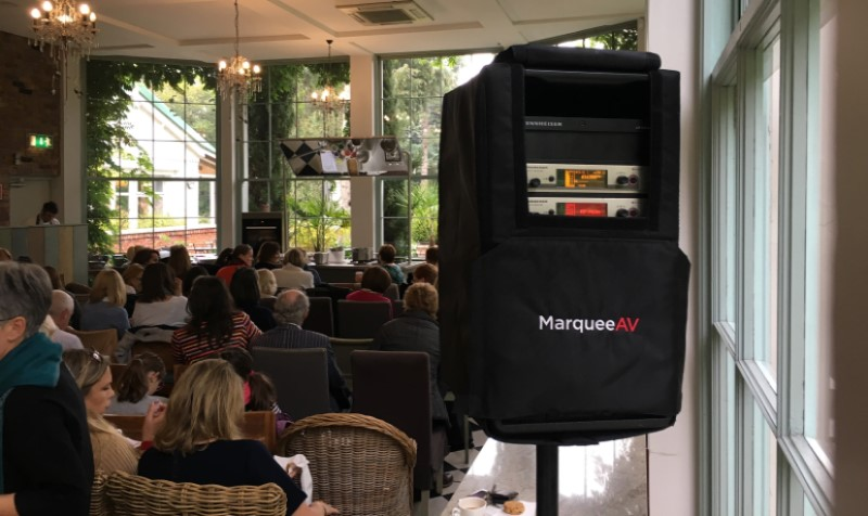 MarqueeAV Av Hire - Event Gallery Photo