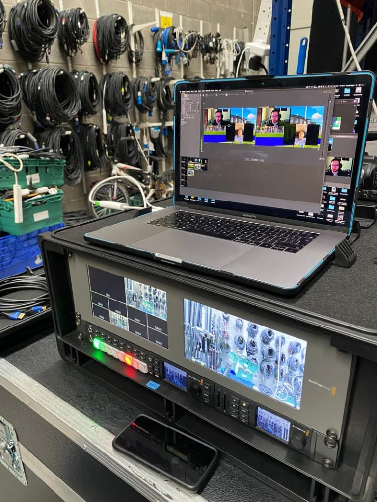 MarqueeAv Streaming Services - Proffesional Equipment